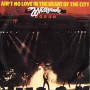 Click here for more info about 'Whitesnake - Ain't No Love In The Heart Of The City'