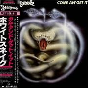 Click here for more info about 'Whitesnake - Come An' Get It + Obi'