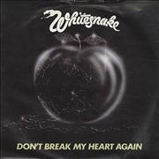 Click here for more info about 'Whitesnake - Don't Break My Heart Again'