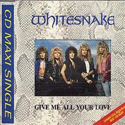 Click here for more info about 'Whitesnake - Give Me All Your Love'