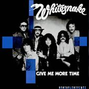 Click here for more info about 'Whitesnake - Give Me More Time'