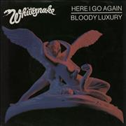 Click here for more info about 'Whitesnake - Here I Go Again - 1st Issue'