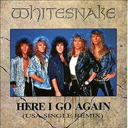 Click here for more info about 'Whitesnake - Here I Go Again'