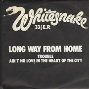 Click here for more info about 'Whitesnake - Long Way From Home EP - P/S'