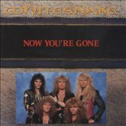 Click here for more info about 'Whitesnake - Now You're Gone'