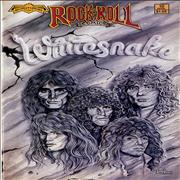 Click here for more info about 'Whitesnake - Rock 'N' Roll Comics - 1st'