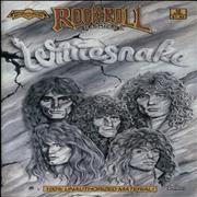 Click here for more info about 'Whitesnake - Rock 'N' Roll Comics - 2nd'