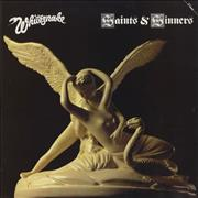 Click here for more info about 'Whitesnake - Saints & Sinners'