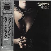 Click here for more info about 'Whitesnake - Slide It In + Pendant, Book & Sticker'