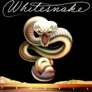 Click here for more info about 'Whitesnake - Trouble'
