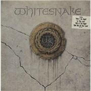 Click here for more info about 'Whitesnake - Whitesnake - Stickered Sleeve'