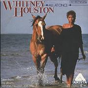 Click here for more info about 'Whitney Houston - All At One - Horse Slv'