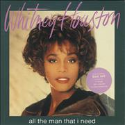 Click here for more info about 'Whitney Houston - All The Man That I Need - Box'