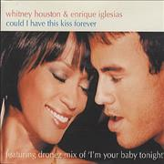 Click here for more info about 'Whitney Houston - Could I Have This Kiss Forever'