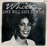 Click here for more info about 'Whitney Houston - El Amor Me Pine De Buenas'