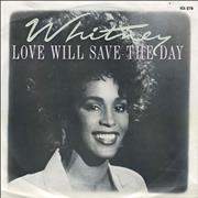 Click here for more info about 'Whitney Houston - El Amor Pone De Buenas - Love Will Save The Day'