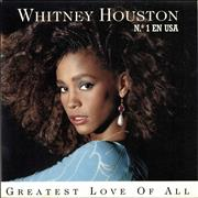 Click here for more info about 'Whitney Houston - Greatest Love Of All'