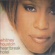 Click here for more info about 'Whitney Houston - Heartbreak Hotel - Picture sleeve'