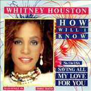 Click here for more info about 'Whitney Houston - How Will I Now'