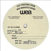 Click here for more info about 'Whitney Houston - I Learned From The Best - test press'