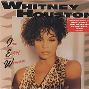 Click here for more info about 'Whitney Houston - I'm Every Woman - Sealed'