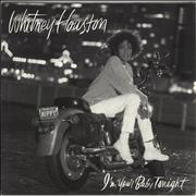 Click here for more info about 'Whitney Houston - I'm Your Baby Tonight - EX'