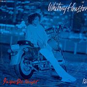 Click here for more info about 'Whitney Houston - I'm Your Baby Tonight - translucent brown vinyl'
