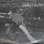 Click here for more info about 'Whitney Houston - I'm Your Baby Tonight'