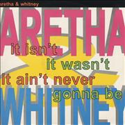 Click here for more info about 'Whitney Houston - It Isn't It Wasn't It Ain't Never Gonna Be'