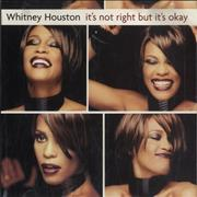 Click here for more info about 'Whitney Houston - It's Not Right - 5 Trk'
