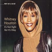 Click here for more info about 'Whitney Houston - It's Not Right But It's OK'