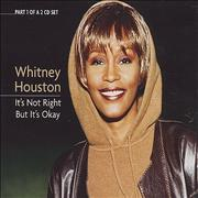 Click here for more info about 'Whitney Houston - It's Not Right But It's Okay - CD1'