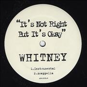 Click here for more info about 'Whitney Houston - It's Not Right But It's Okay - Pre Advance'