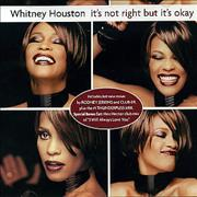 Click here for more info about 'Whitney Houston - It's Not Right But It's Okay'