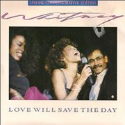 Click here for more info about 'Whitney Houston - Love Will Save The Day - Birmingham'