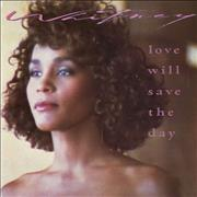 Click here for more info about 'Whitney Houston - Love Will Save The Day - Glossy Card Sleeve'