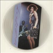 "Whitney Houston Love Will Save The Day UK 7"" picture disc"