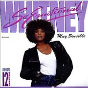 Click here for more info about 'Whitney Houston - Muy Sensible - So Emotional'