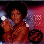 Click here for more info about 'Whitney Houston - My Love Is Your Love  - 8-track'