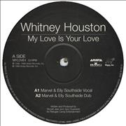 Click here for more info about 'Whitney Houston - My Love Is Your Love / It's Not Right But It's Okay'
