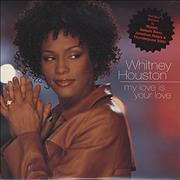 Click here for more info about 'Whitney Houston - My Love Is Your Love'