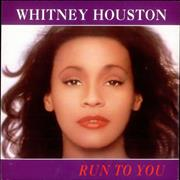 Click here for more info about 'Whitney Houston - Run To You'