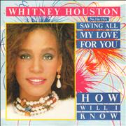Click here for more info about 'Whitney Houston - Saving All My Love For You'