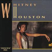 Click here for more info about 'Whitney Houston - Someone For Me'