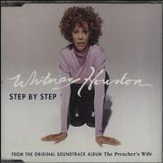 Click here for more info about 'Whitney Houston - Step By Step'