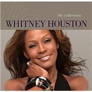 Whitney Houston The Collection UK 5-CD set