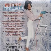 Click here for more info about 'Whitney Houston - The Greatest Hits'