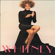 Click here for more info about 'Whitney Houston - The Greatest Love Tour + Ticket Stubs'
