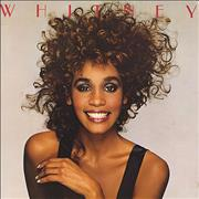 Whitney Houston The Moment Of Truth Tour 1988 + ticket stub UK tour programme