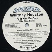 Click here for more info about 'Whitney Houston - Try It On My Own - Mike Rizzo Remix'